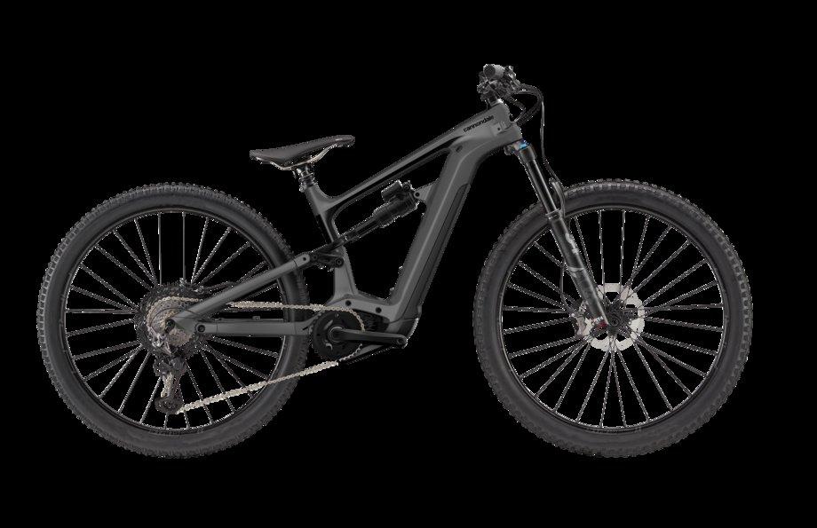 E-Bikes/e-bike: Cannondale  Habit Neo 4+ Grau Modell 2021