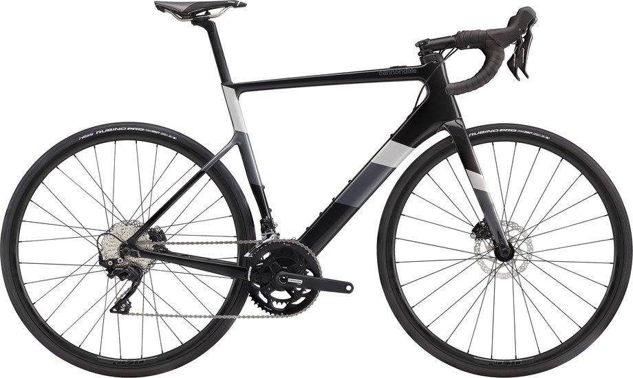 E-Bikes/e-bike: Cannondale  SuperSix EVO Neo 3 Schwarz Modell 2021