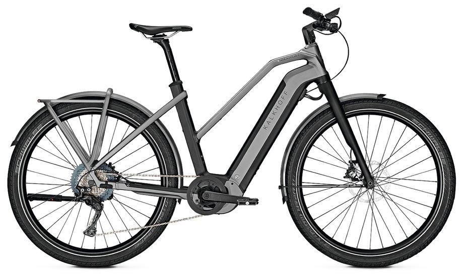 E-Bikes/e-bike: Kalkhoff  Endeavour 7.B Pure Grau Modell 2020