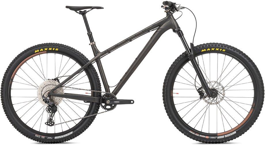 NS Bikes Eccentric Alu Mountainbike Schwarz Modell 2021