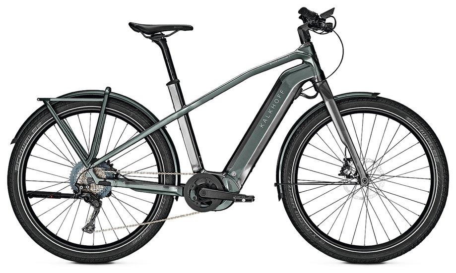 E-Bikes/e-bike: Kalkhoff  Endeavour 7.B Pure Grün Modell 2020