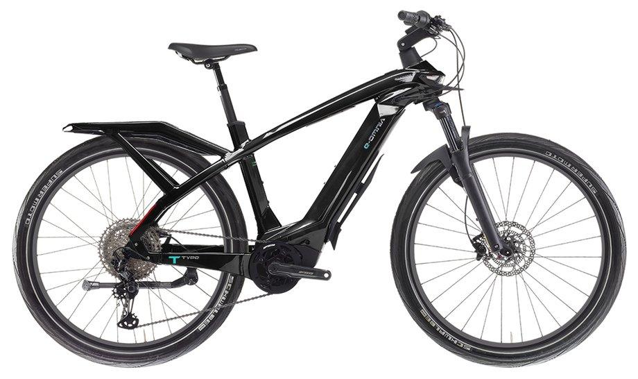 E-Bikes/e-bike: Bianchi  E-Omnia T Type Man XT Schwarz Modell 2021