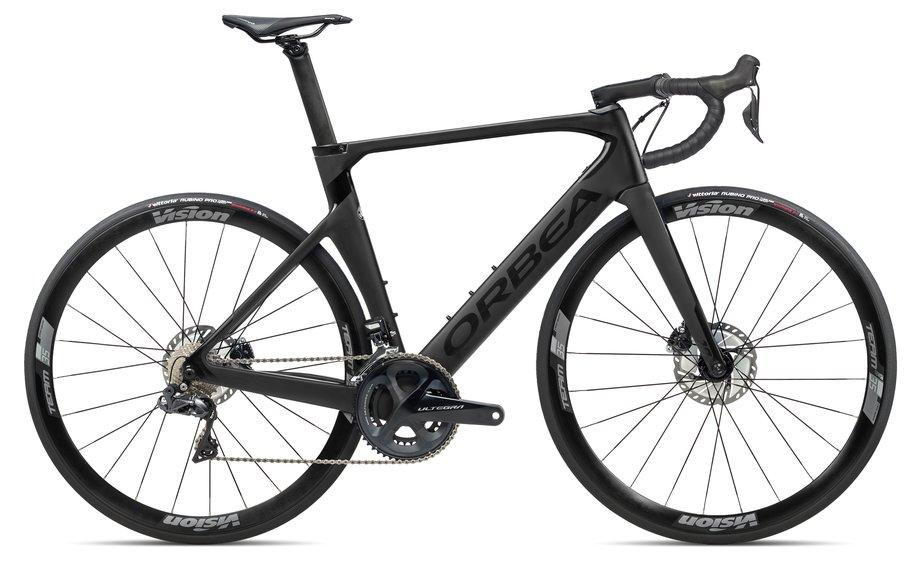 Fahrräder/rennräder: Orbea  Orca AERO M20iTEAM Schwarz Modell 2021