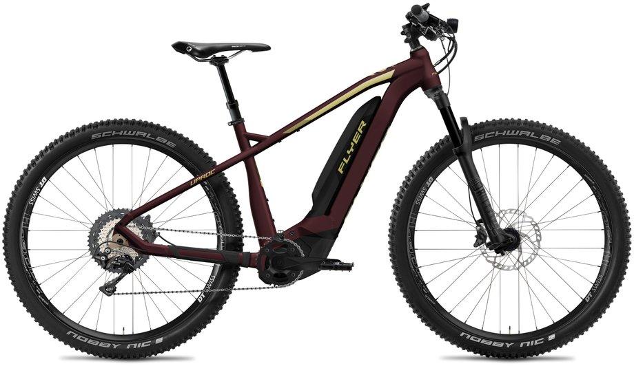 E-Bikes/e-bike: Flyer  Uproc2 8.70 - D0 Lila Modell 2020