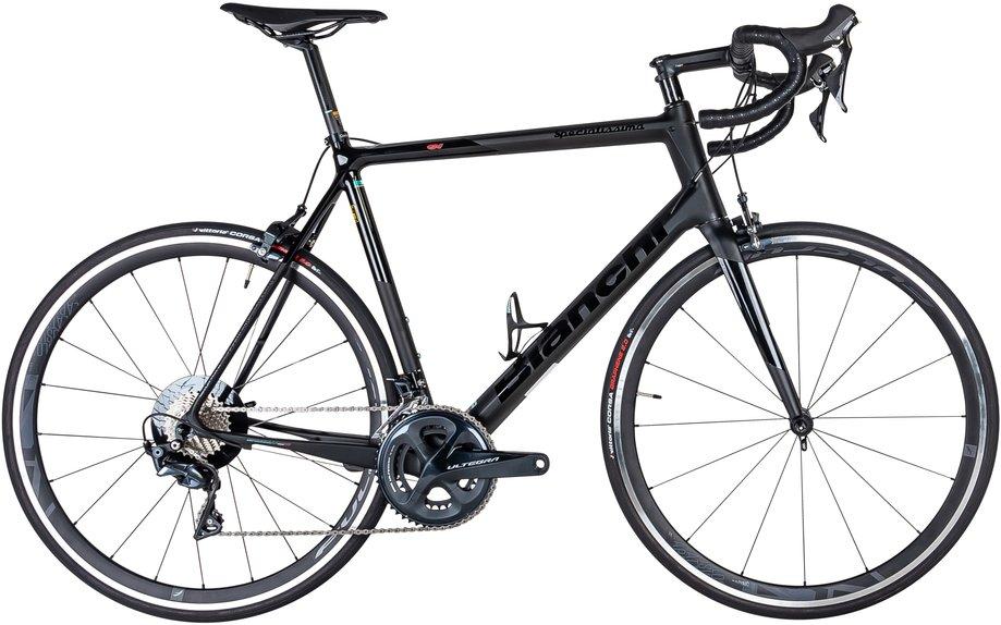 Fahrräder/rennräder: Bianchi  Specialissima CV - Ultegra Schwarz Modell 2020