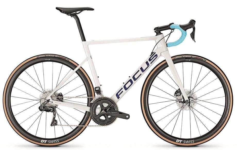 Fahrräder/rennräder: Focus  Izalco Max Disc 8.9 Weiß Modell 2019