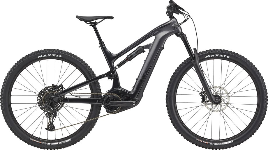 Cannondale Moterra Neo Carbon 3 E Bike Schwarz Modell 2021