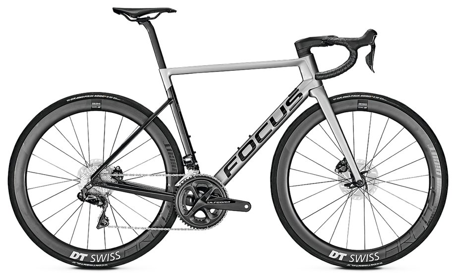 Fahrräder/rennräder: Focus  Izalco Max Disc 9.7 Silber Modell 2019