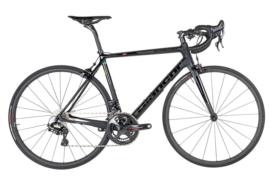 Fahrräder/rennräder: Bianchi  Specialissima CV - Super Record Eps Schwarz Modell 2020