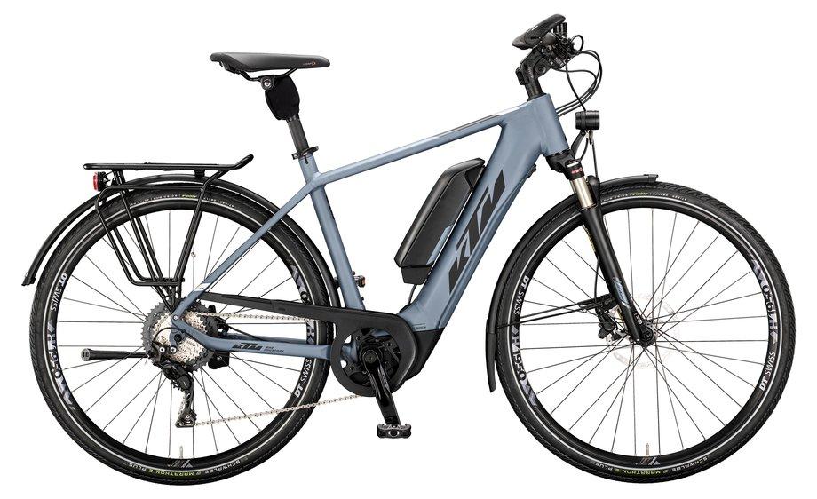 E-Bikes/e-bike: KTM  Macina Mila Grau Modell 2020