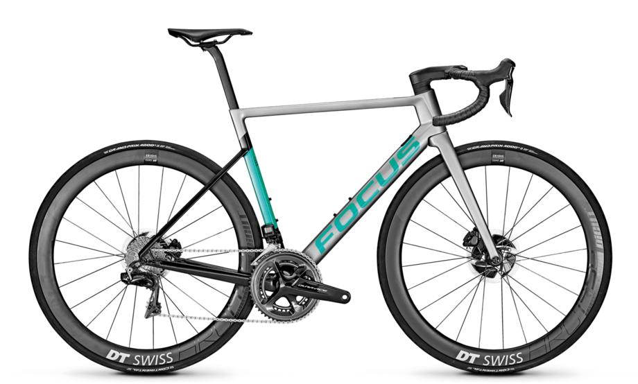 Fahrräder/rennräder: Focus  Izalco Max Disc 9.9 Silber Modell 2019