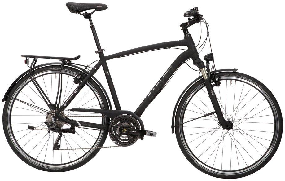 Fahrräder/trekkingräder: Carver  Tour 150 Schwarz Modell 2018