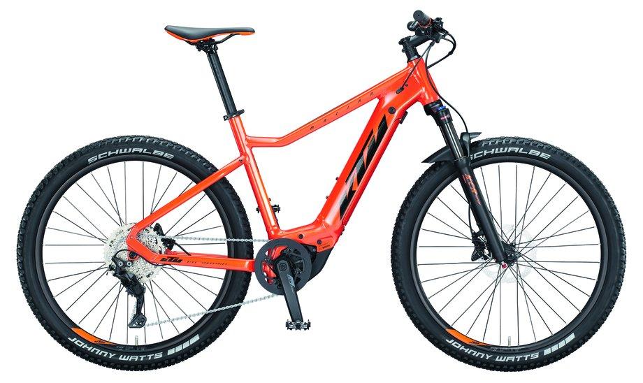 E-Bikes/e-bike: KTM  Macina Race 271 Orange Modell 2021