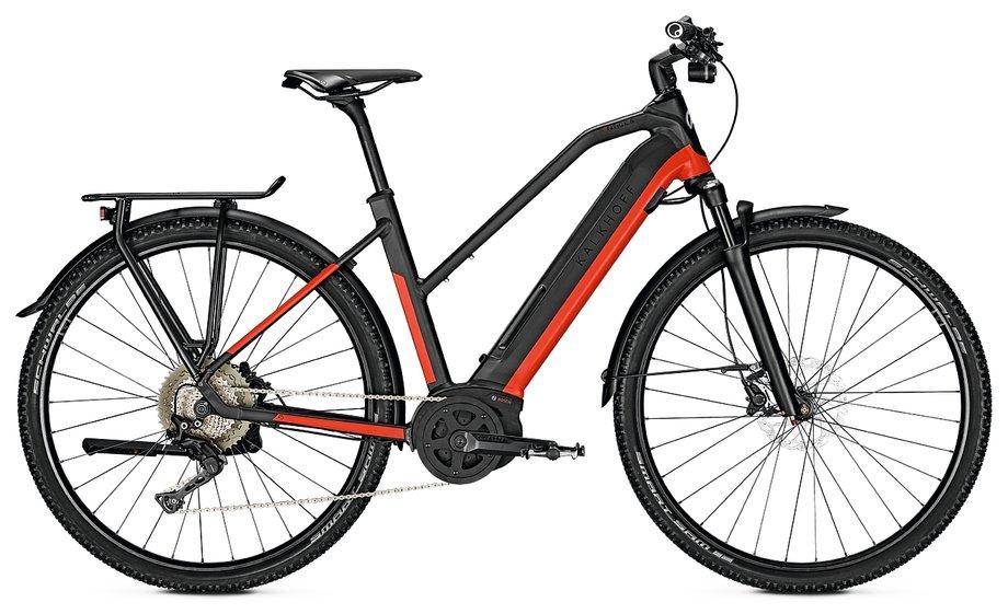 Kalkhoff Entice 5.B Excite E Bike Schwarz Modell 2020