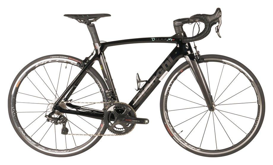 Fahrräder/rennräder: Bianchi  Oltre XR4 CV - Super Record Eps Schwarz Modell 2020
