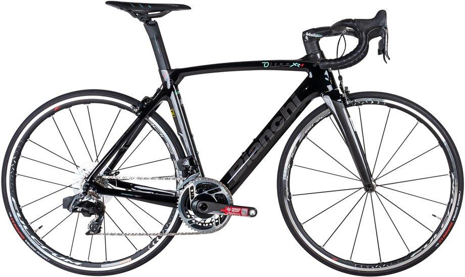 Fahrräder/rennräder: Bianchi  Oltre XR4 CV - Red eTap AXS Schwarz Modell 2020