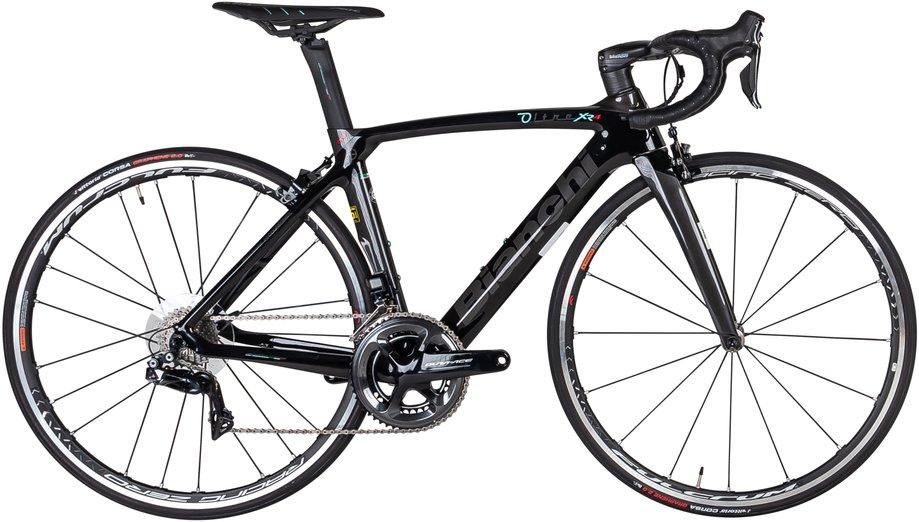 Fahrräder/rennräder: Bianchi  Oltre XR4 CV - Dura Ace Di2 Schwarz Modell 2020
