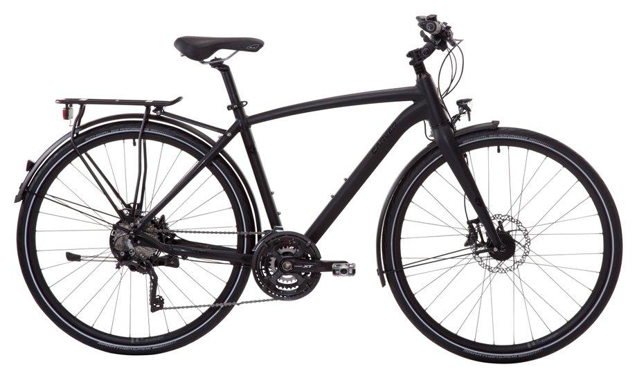 Fahrräder/trekkingräder: Carver  Lyfe 130 Schwarz Modell 2018