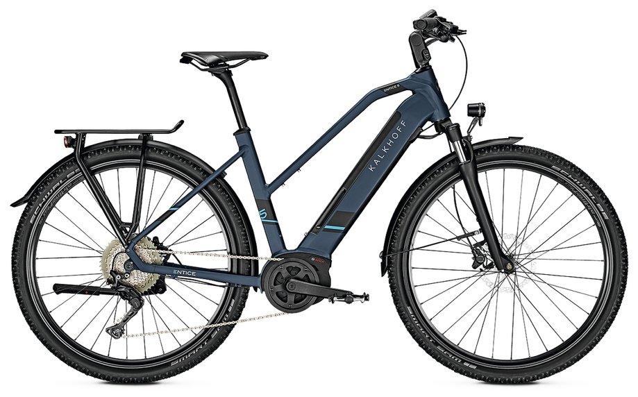 E-Bikes/e-bike: Kalkhoff  Entice 5.B XXL Blau Modell 2020