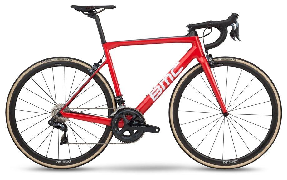 Fahrräder/rennräder: BMC  Teammachine SLR01 Three Rot Modell 2019
