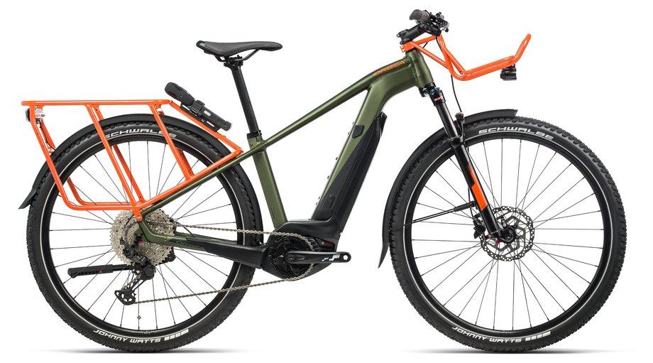 E-Bikes/e-bike: Orbea  Keram SUV 20 Grün Modell 2021