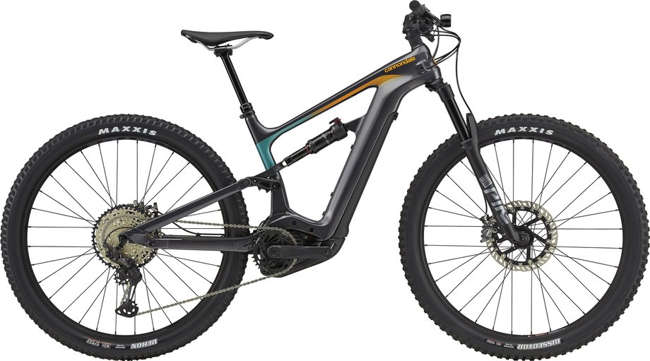 E-Bikes/e-bike: Cannondale  Habit Neo 1 Grau Modell 2021