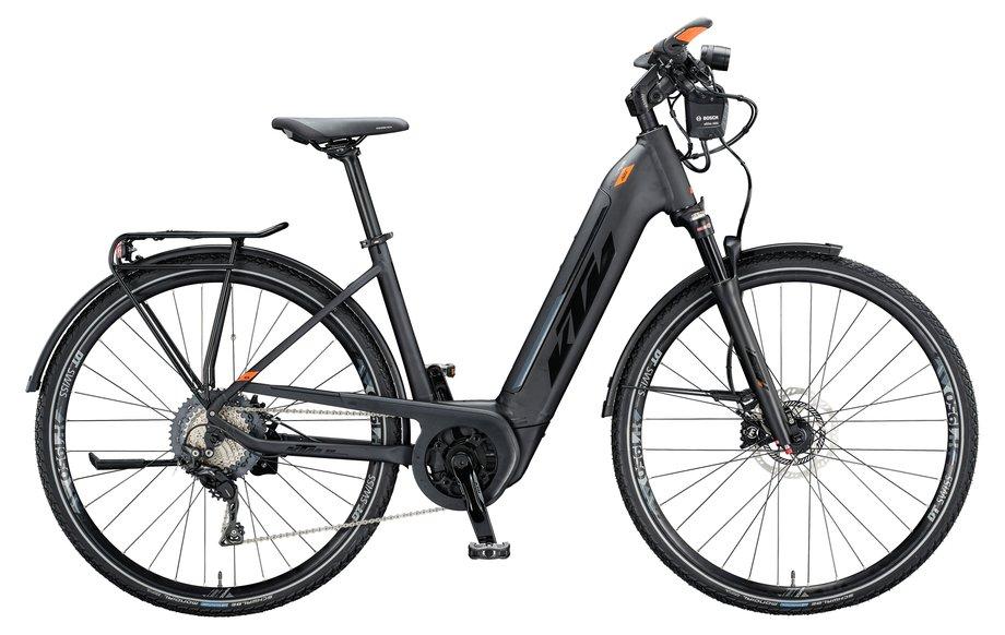 E-Bikes/e-bike: KTM  Macina Sport ABS Schwarz Modell 2020