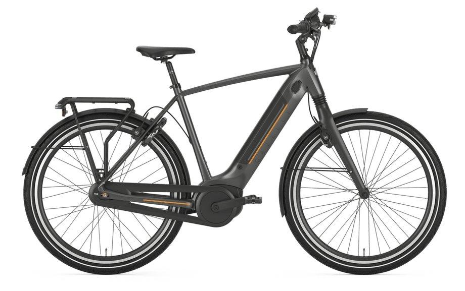 E-Bikes/e-bike: Gazelle  Ultimate C8+ HMB Grau Modell 2020