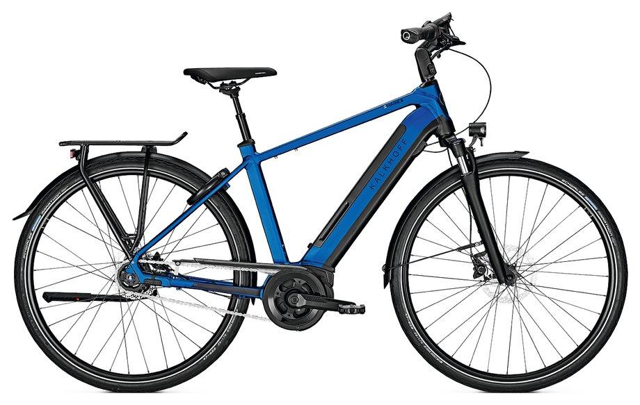 E-Bikes/e-bike: Kalkhoff  Image 5.B Advance Blau Modell 2020