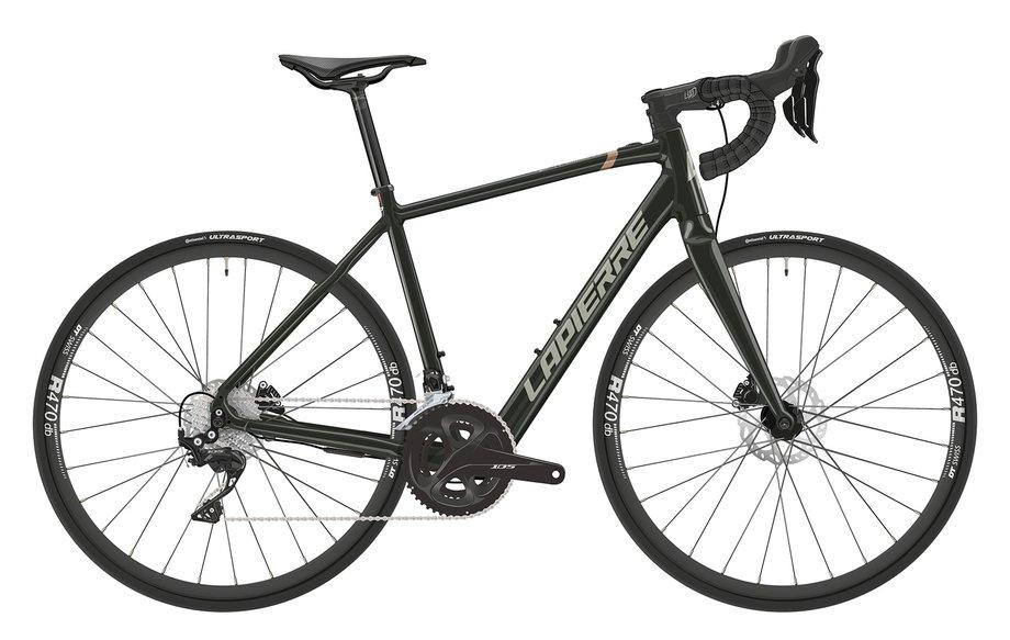 E-Bikes/e-bike: Lapierre  E-Sensium 5.2 Schwarz Modell 2021