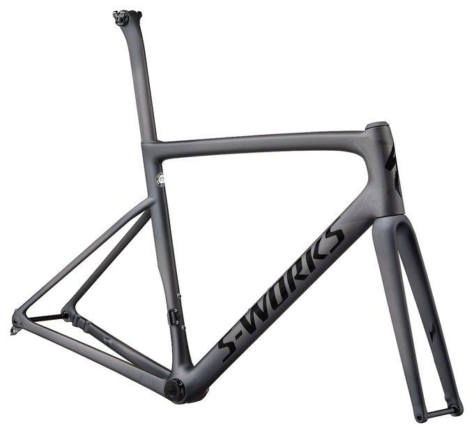 fahrradrahmen/Rahmen: Specialized  Tarmac SL6 S-Works Disc Rahmenset Schwarz Modell 2020