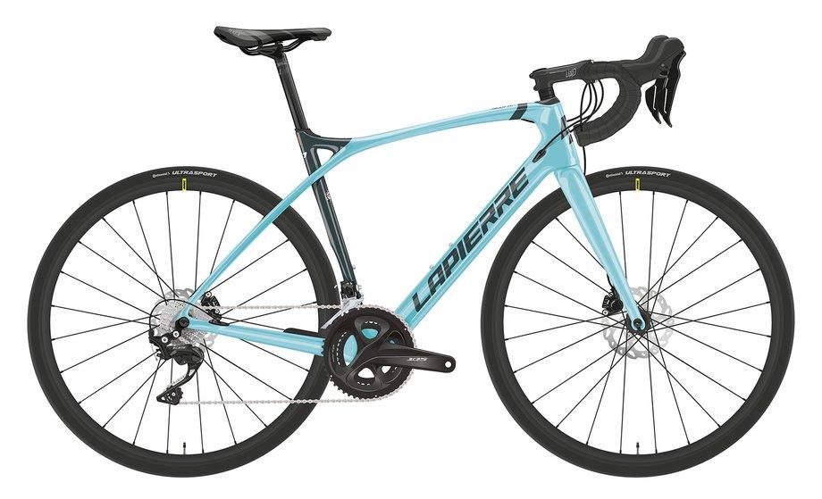 Fahrräder/rennräder: Lapierre  Xelius SL 5.0 Disc W Blau Modell 2021