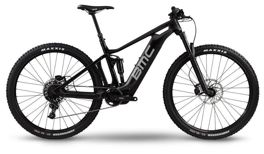 E-MTB Fully E-Bike BMC Speedfox AMP Three Grau  *