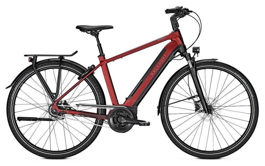 Kalkhoff Image 5.B Move E Bike Rot Modell 2020