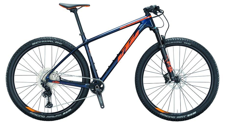 Fahrräder/Mountainbikes: KTM  Myroon Elite Blau Modell 2021
