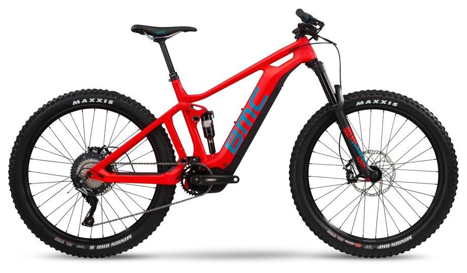 E-MTB Fully E-Bike BMC Trailfox AMP Two Rot  *
