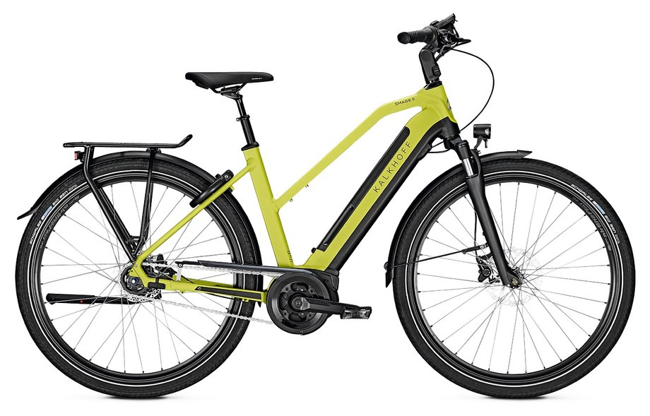 Kalkhoff Image 5.B XXL E Bike Grün Modell 2020