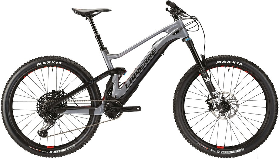 Fahrräder/Mountainbikes: Lapierre  eZesty AM 9.0 Grau Modell 2021