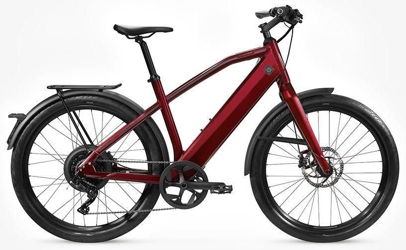 E-Bikes/e-bike: Stromer  ST1 Sport Rot Modell 2020