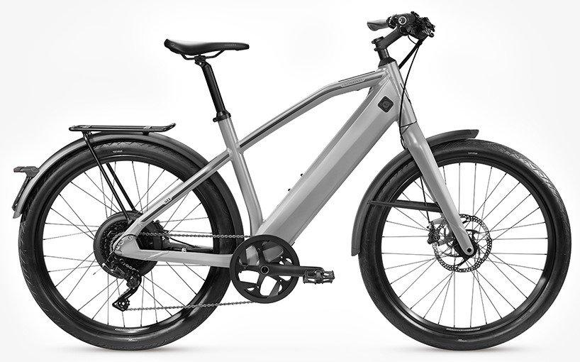 E-Bikes/e-bike: Stromer  ST1 Sport Grau Modell 2020