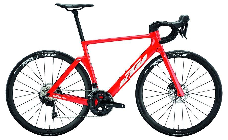 Fahrräder/rennräder: KTM  Revelator Lisse Elite Rot Modell 2021