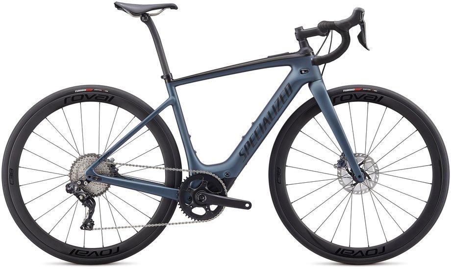 E-Bikes/e-bike: Specialized  Turbo Creo SL Expert Blau Modell 2020