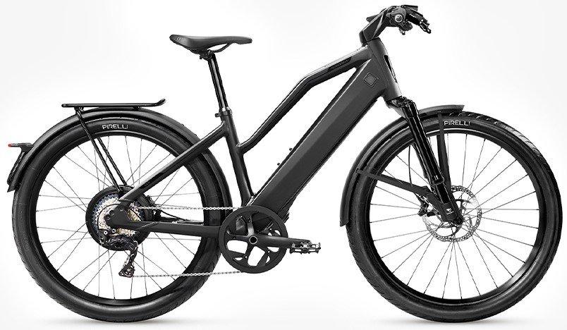 E-Bikes/e-bike: Stromer  ST3 Comfort C Schwarz Modell 2020
