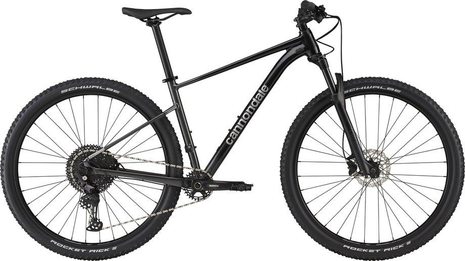 Fahrräder/Mountainbikes: Cannondale  Trail SL 3 Schwarz Modell 2021