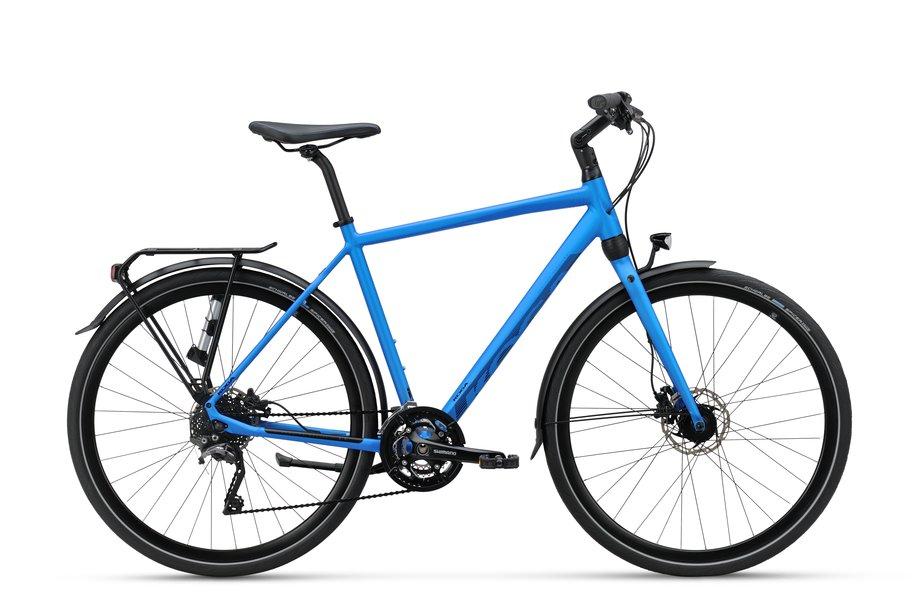 Fahrräder/Crossbikes: Koga  F3 5.0 Blau Modell 2020