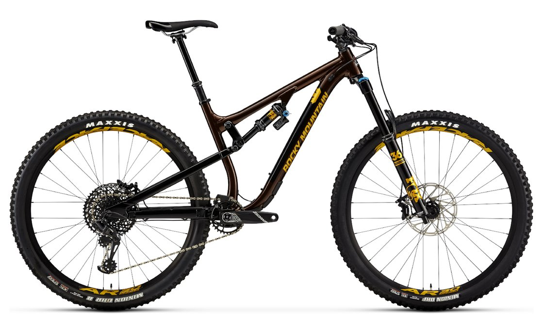 Rocky Mountain Instinct Alloy 50 BC-Edition - 2019 - 29 Zoll - Fully