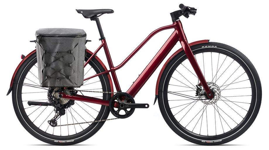 E-Bikes/e-bike: Orbea  Vibe MID H10 EQ Rot Modell 2021