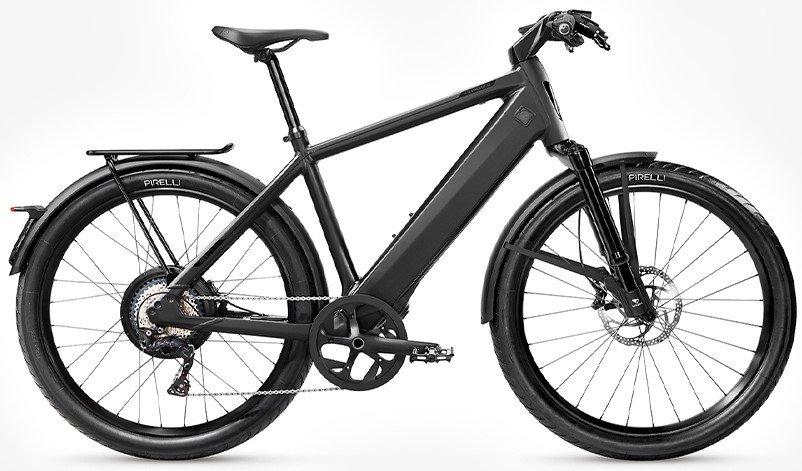 E-Bikes/e-bike: Stromer  ST3 Sport Comfort Schwarz Modell 2020