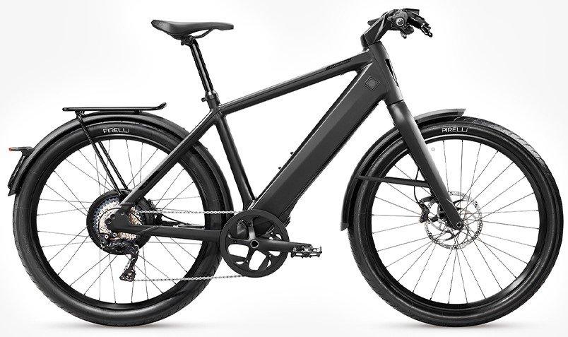 E-Bikes/e-bike: Stromer  ST3 Sport Comfort Rigid Schwarz Modell 2020