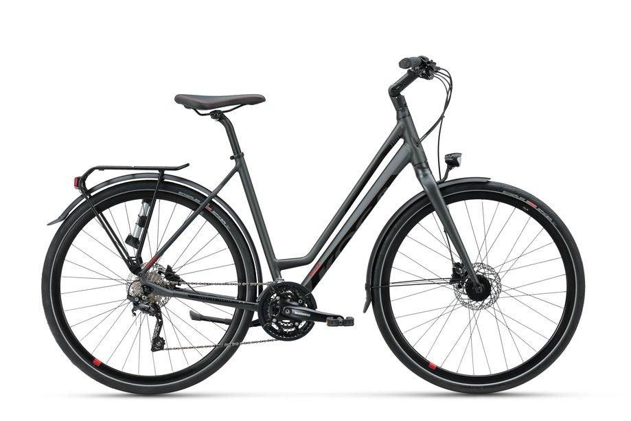 Fahrräder/Crossbikes: Koga  F3 2.0 Schwarz Modell 2020